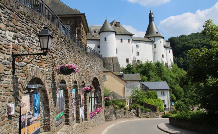 Clervaux - chateau