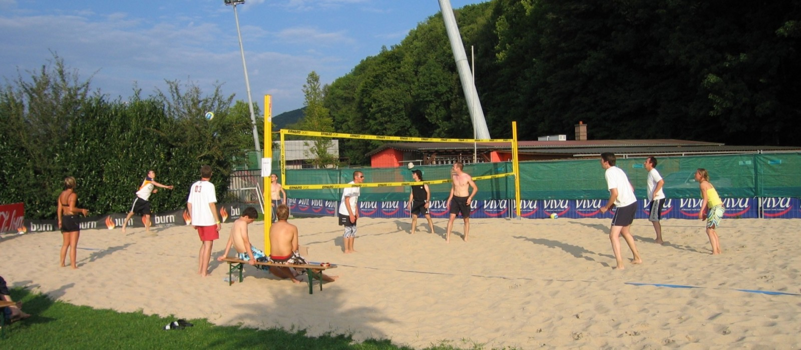 Beach-volleyball ©SI Diekirch
