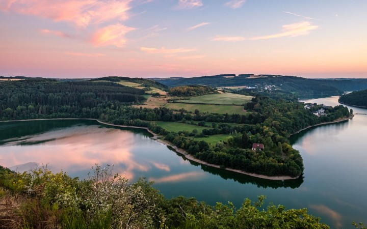 Photography Workshop - Luxembourg's Upper-Sûre Lake - IMG 1