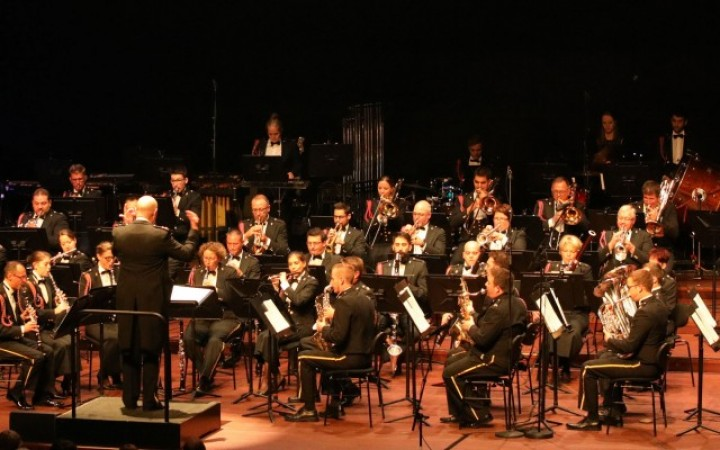 Musique Militaire Grand-Ducale - IMG 1