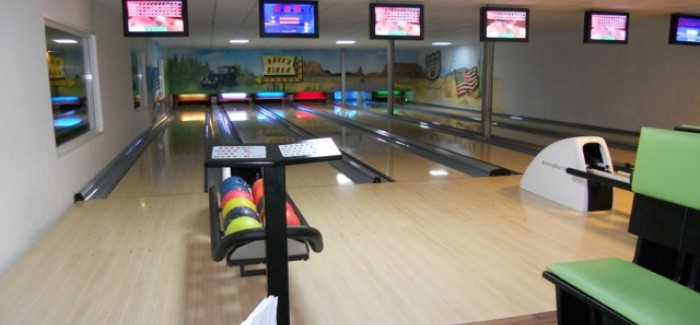 Bowling © All In Family Fun Center